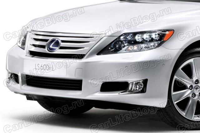 LexusLS600h0
