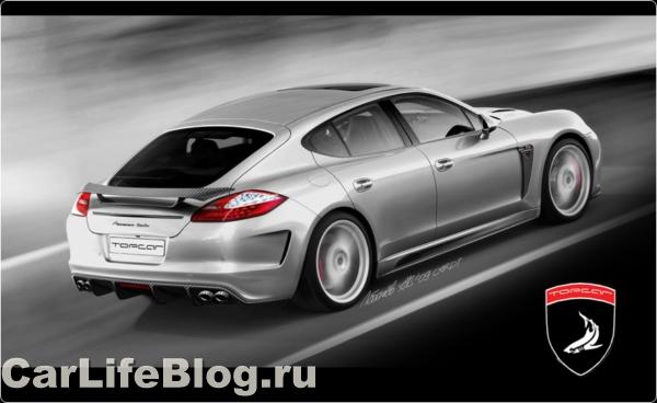 Porsche Panamera Top Car  3