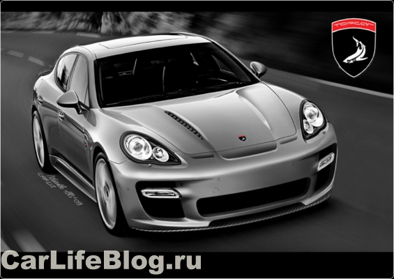 Porsche Panamera Top Car 5
