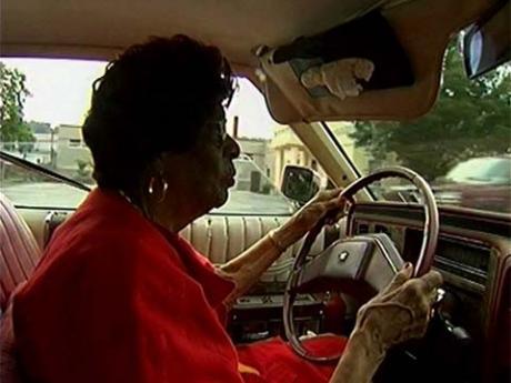 Самый опытный водитель