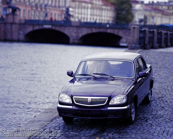 ГАЗ 311055
