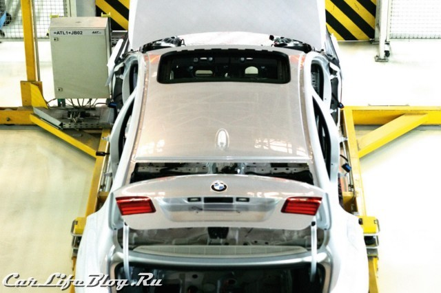 BMW 5-серии растянули для Китая