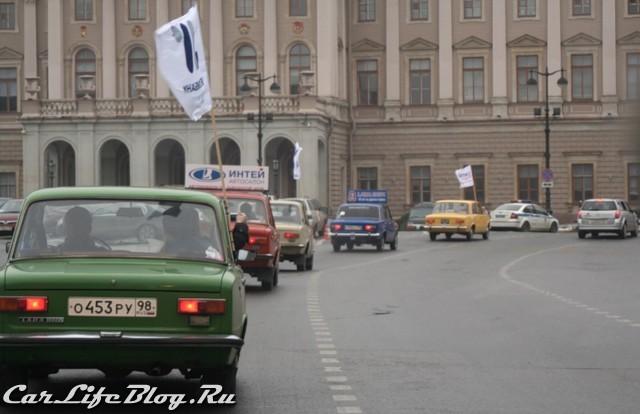 ВАЗовская Копейка - 40 лет на дорогах страны!