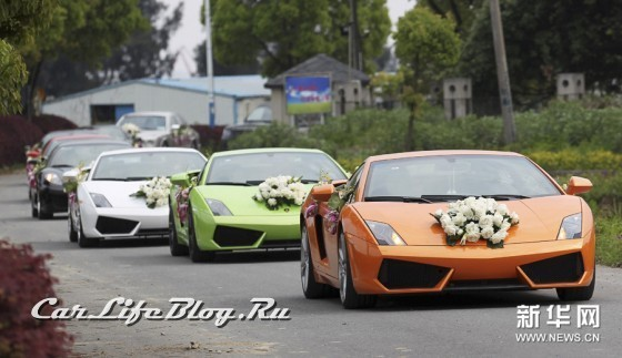 supercar-wedding-china-1