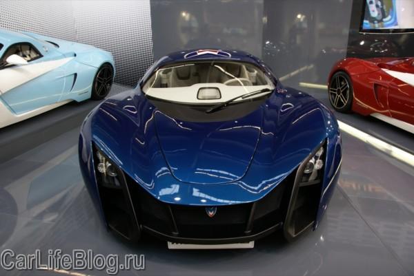 Marussia B2 - Русский суперкар за 150 000$