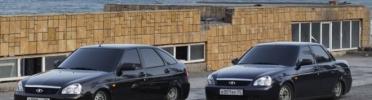 На Кавказе лучше всего продаются Lada Priora и Toyota Camry