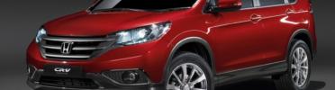 Honda представила обновленный кроссовер CR-V