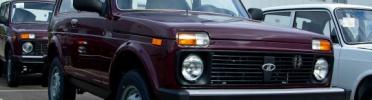 Lada 4×4 получила модернизированную тормозную систему с ABS